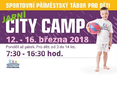 Jarní City Camp